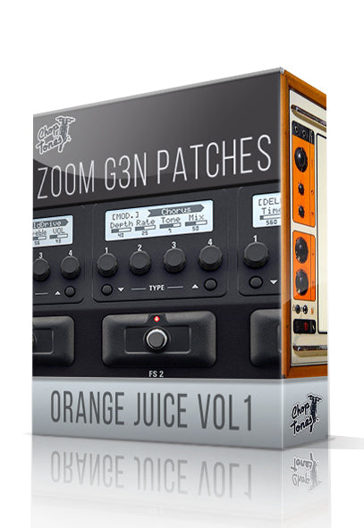 Orange Juice vol.1 for G3n/G3Xn - ChopTones