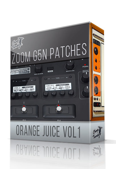 Orange Juice vol.1 for G5n - ChopTones