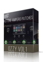 Ozzy vol1 for Hotone Ampero