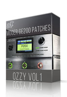 Ozzy vol1 for GE200