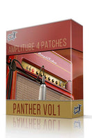 Panther vol.1 for Amplitube 4