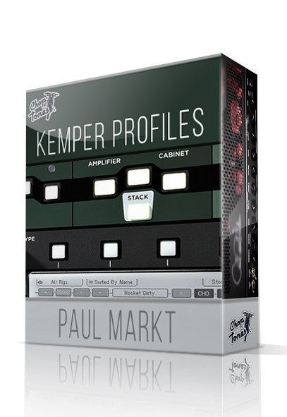 Paul MarkT Kemper Profiles - ChopTones
