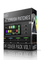 PF Cover Pack vol.1 for Headrush - ChopTones