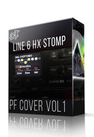 PF Cover Pack Vol.1 for HX Stomp - ChopTones