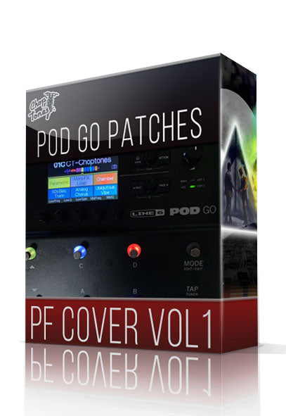 PF Cover Pack Vol.1 for POD Go