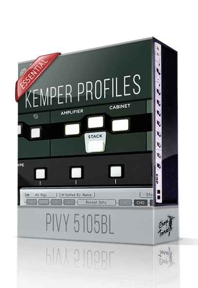 Pivy 5105BL Essential Profiles