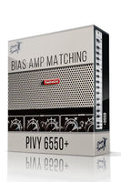 Pivy 6550+ Bias Amp Matching Pack