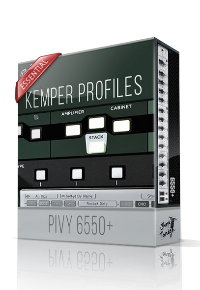 Pivy 6550+ Essential Profiles - ChopTones