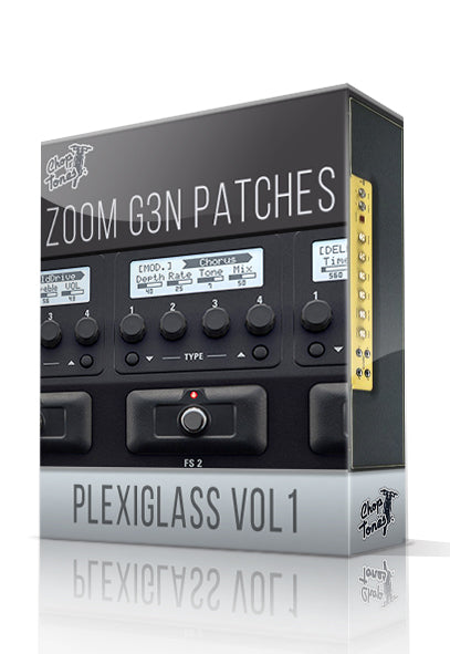 Plexiglass vol.1 for G3n/G3Xn - ChopTones
