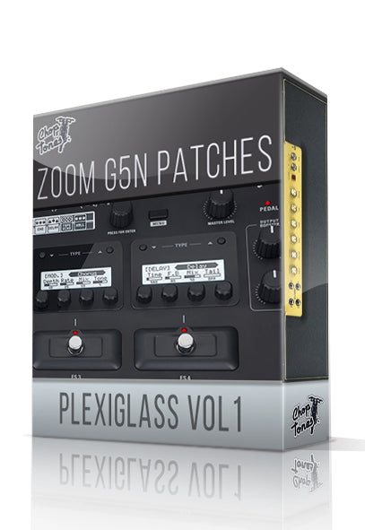Plexiglass vol.1 for G5n