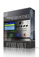 PT100 vol.1 for GE300