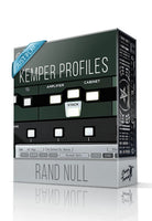 Rand Null Just Play Kemper Profiles - ChopTones