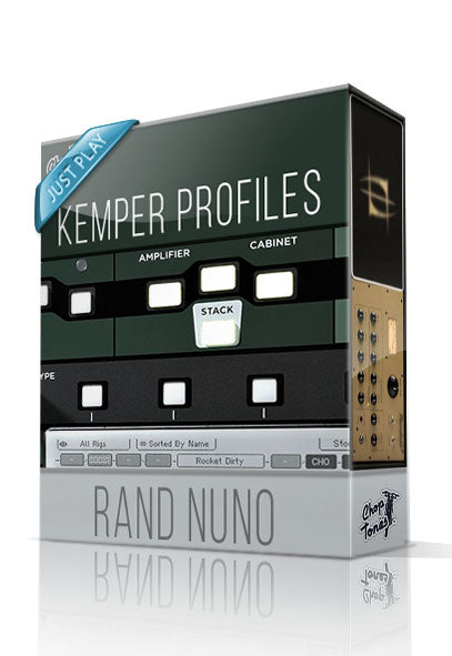Rand Nuno Just Play Kemper Profiles