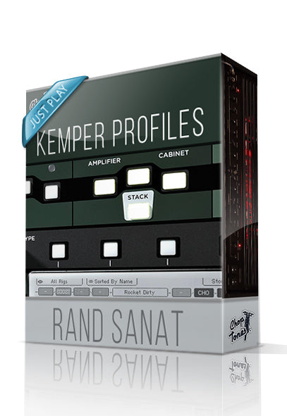Rand Sanat Just Play Kemper Profiles - ChopTones