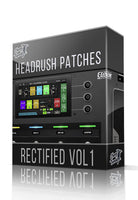 Rectified vol.1 for Headrush - ChopTones