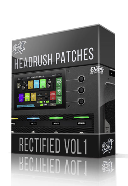 Rectified vol.1 for Headrush