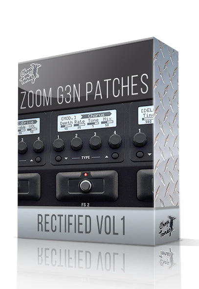 Rectified vol.1 for G3n/G3Xn - ChopTones