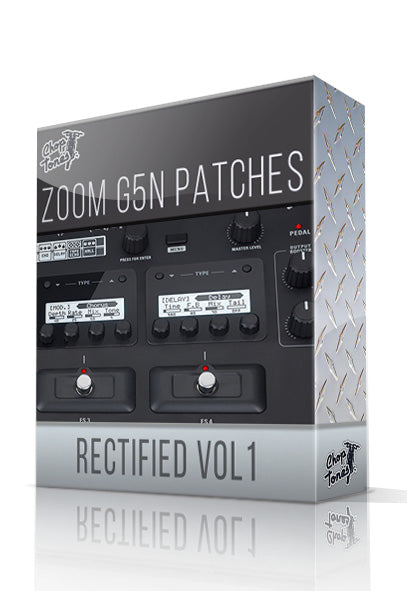 Rectified vol.1 for G5n - ChopTones