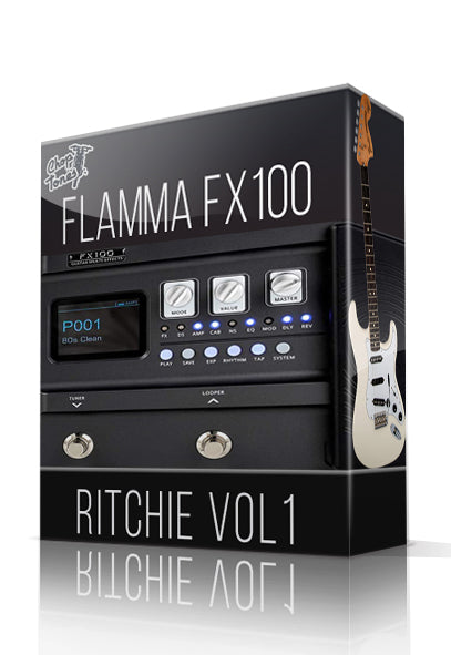 Ritchie vol1 for FX100