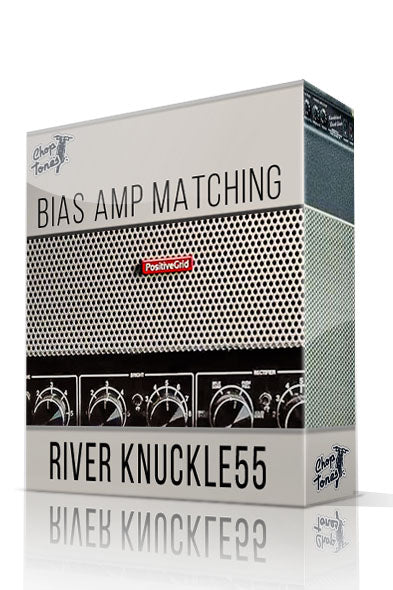 River K55 vol.1 Bias Amp Matching Pack