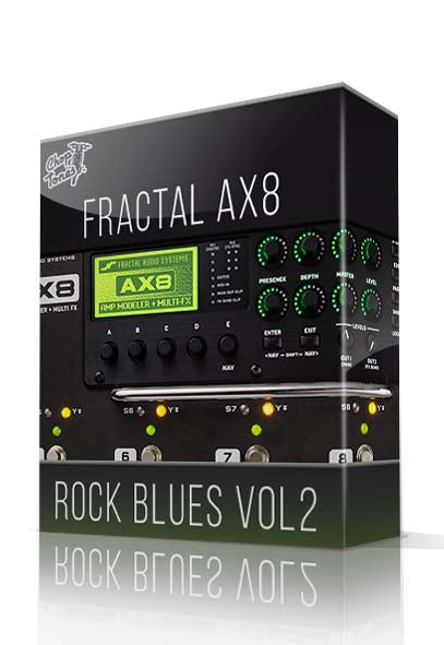 Rock Blues Vol.2 for AX8 - ChopTones