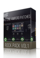 Rock Pack vol.1 for Hotone Ampero - ChopTones