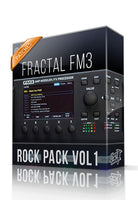 Rock Pack vol.1 for FM3
