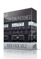 Rock Pack vol.2 for G3n/G3Xn - ChopTones