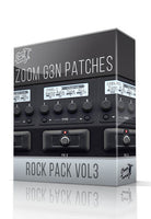 Rock Pack vol.3 for G3n/G3Xn - ChopTones