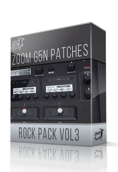 Rock Pack vol.3 for G5n