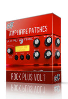 Rock Plus vol.1 for Atomic Amplifire - ChopTones