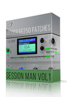 Session Man vol.1 for GE250
