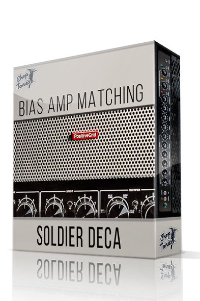 Soldier Deca Bias Amp Matching
