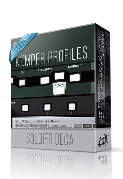 Soldier Deca Just Play Kemper Profiles - ChopTones