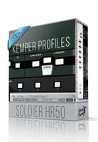 Soldier HR50 Just Play Kemper Profiles - ChopTones