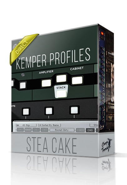 Stea Cake DI Kemper Profiles - ChopTones