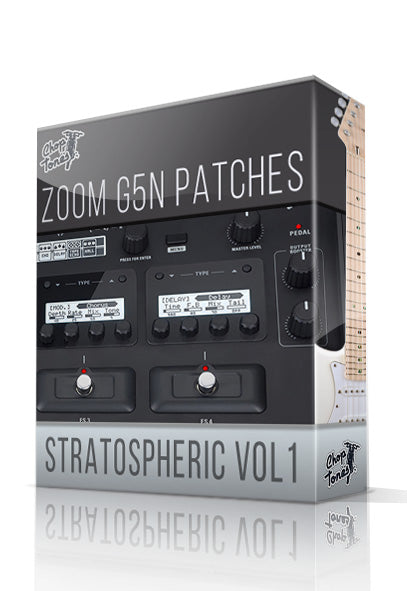 Stratospheric vol.1 for G5n - ChopTones