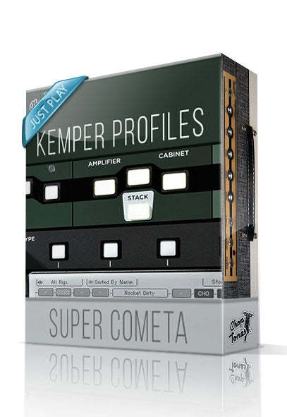 Super Cometa Just Play Kemper Profiles