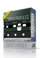 Super Thunder DI Kemper Profiles - ChopTones