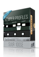 Suur 100SE Just Play Kemper Profiles - ChopTones