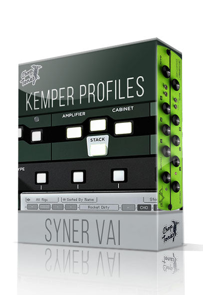 Syner Vai Kemper Profiles