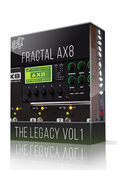The Legacy Vol.1 for AX8 - ChopTones