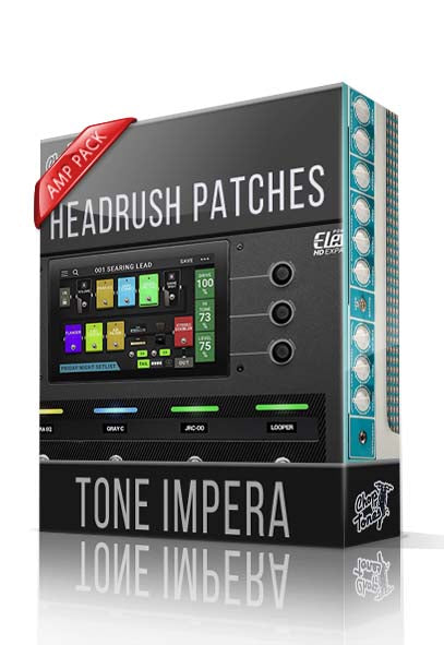 Tone Impera Amp Pack for Headrush - ChopTones
