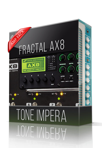Tone Impera Amp Pack for AX8 - ChopTones