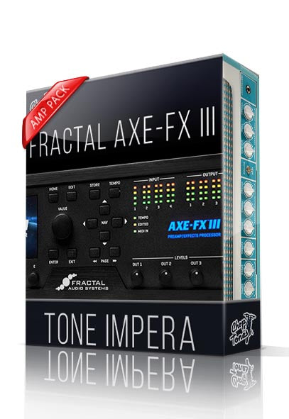 Tone Impera Amp Pack for AXE-FX III