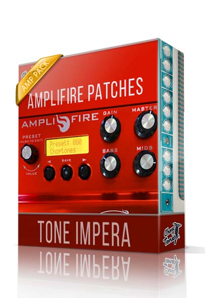 Tone Impera Amp Pack for Atomic Amplifire