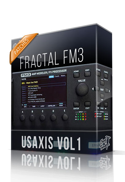 USAxis vol.1 for FM3