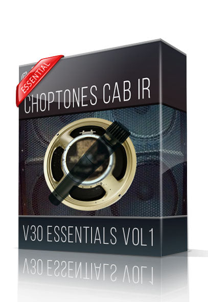 V30 Essentials vol1 Cabinet IR - ChopTones
