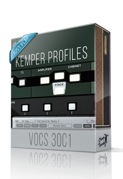 Vocs 30C1 Just Play Kemper Profiles - ChopTones