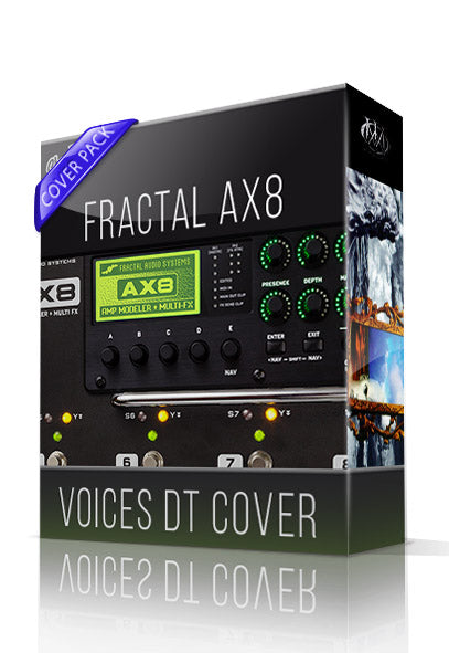 Voices DT Cover for AX8 - ChopTones